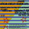 RSVP Via Facebook Join us for a day of models strutting the catwalk decked in authentic African beads and a night of celebration. This is an event designed to be...