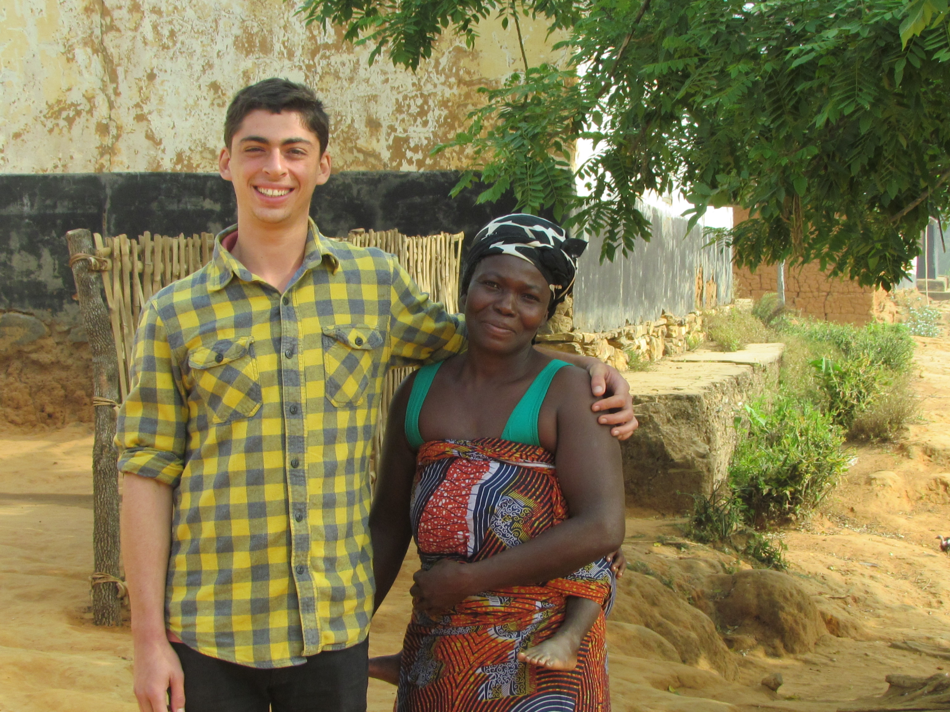 The University of California Education Abroad Program (UC-EAP) featured Jeremy and his work with Rise Up Development Collective, specifically with the Wli Todzi Eco-tourism project, in a brochure published recently....